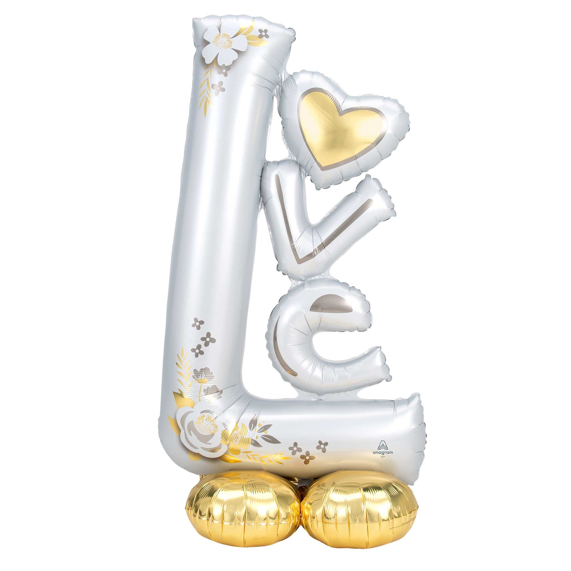 CI: AirLoonz L-O-V-E Love Wedding P70