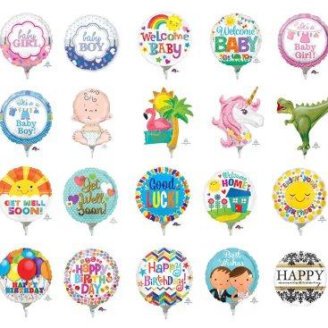Balloon Mixes