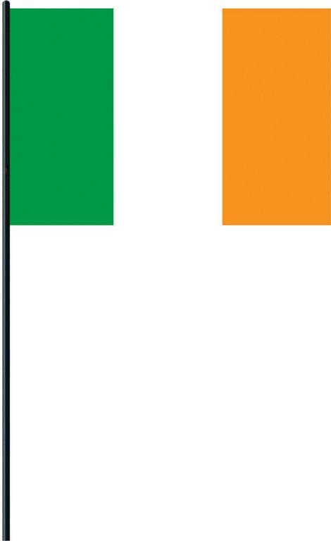 Large Irish Fabric Flag