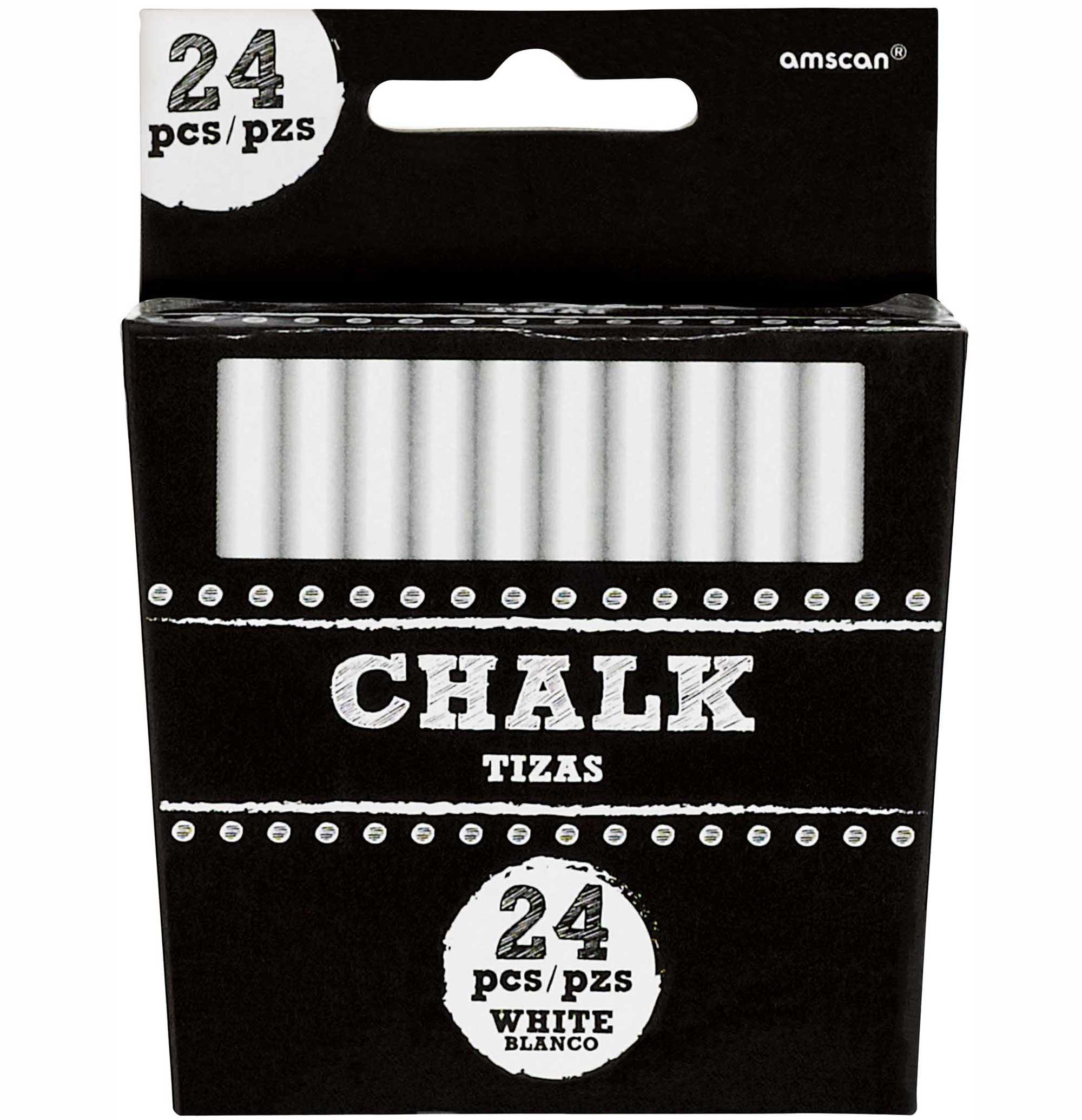 White Chalk Sticks