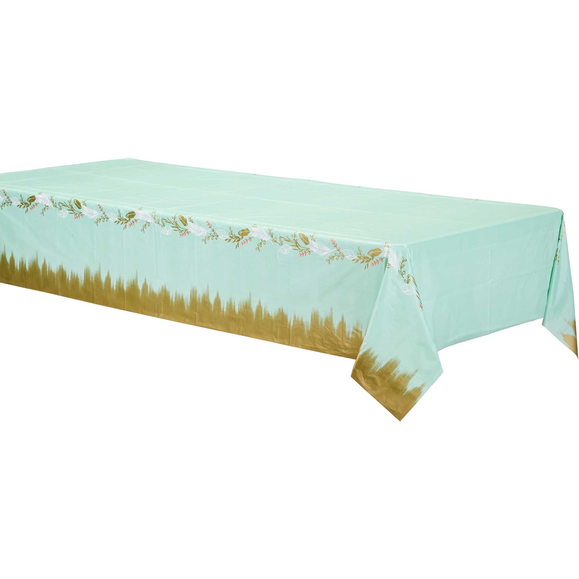 Mint to Be Paper Tablecover