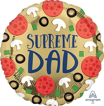45cm Standard HX Supreme Dad Pizza S40