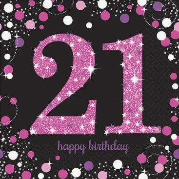 Pink Celebration Ages