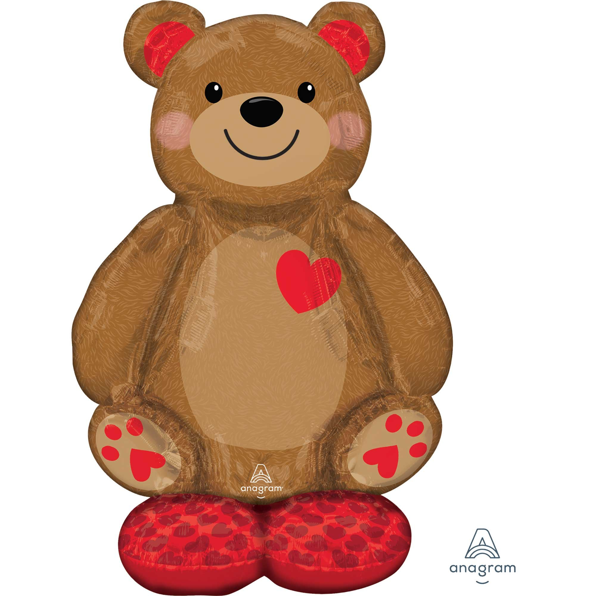 CI: AirLoonz Big Cuddly Teddy P70