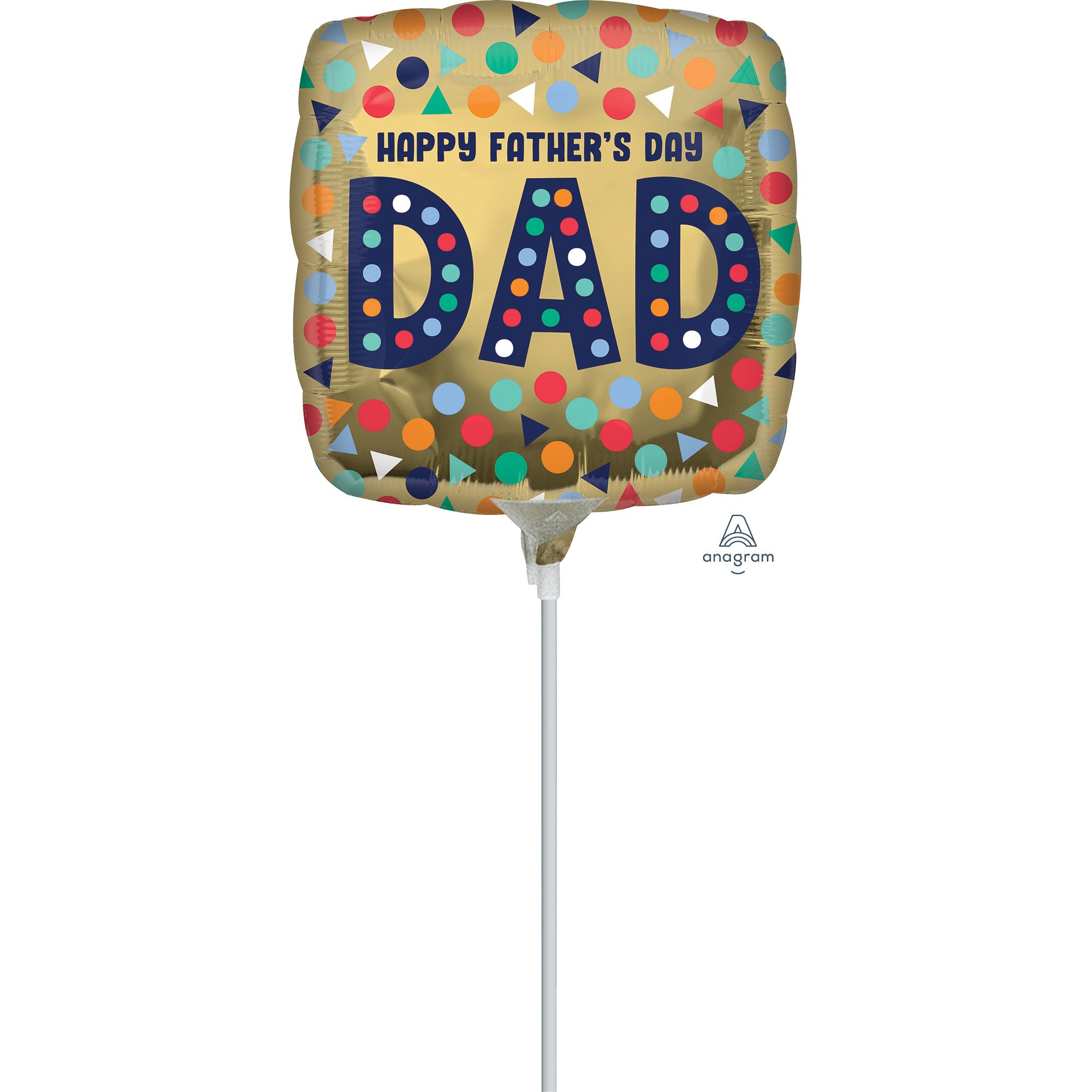 22cm Happy Father's Day Dad A15