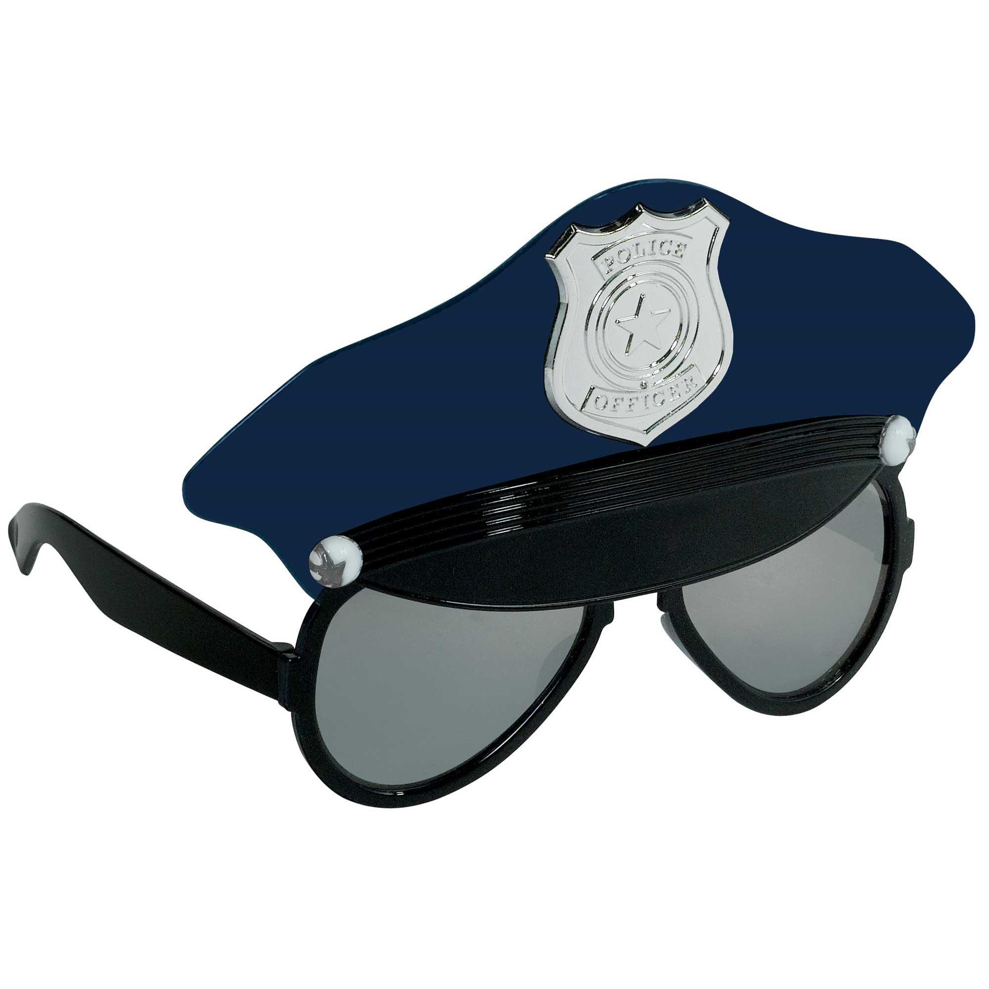 Fun Shades Police Hat Child Size