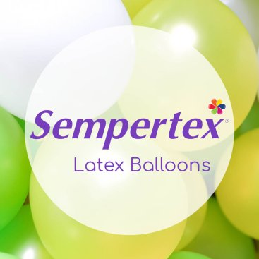 Sempertex Latex Balloons