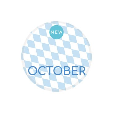 New for October