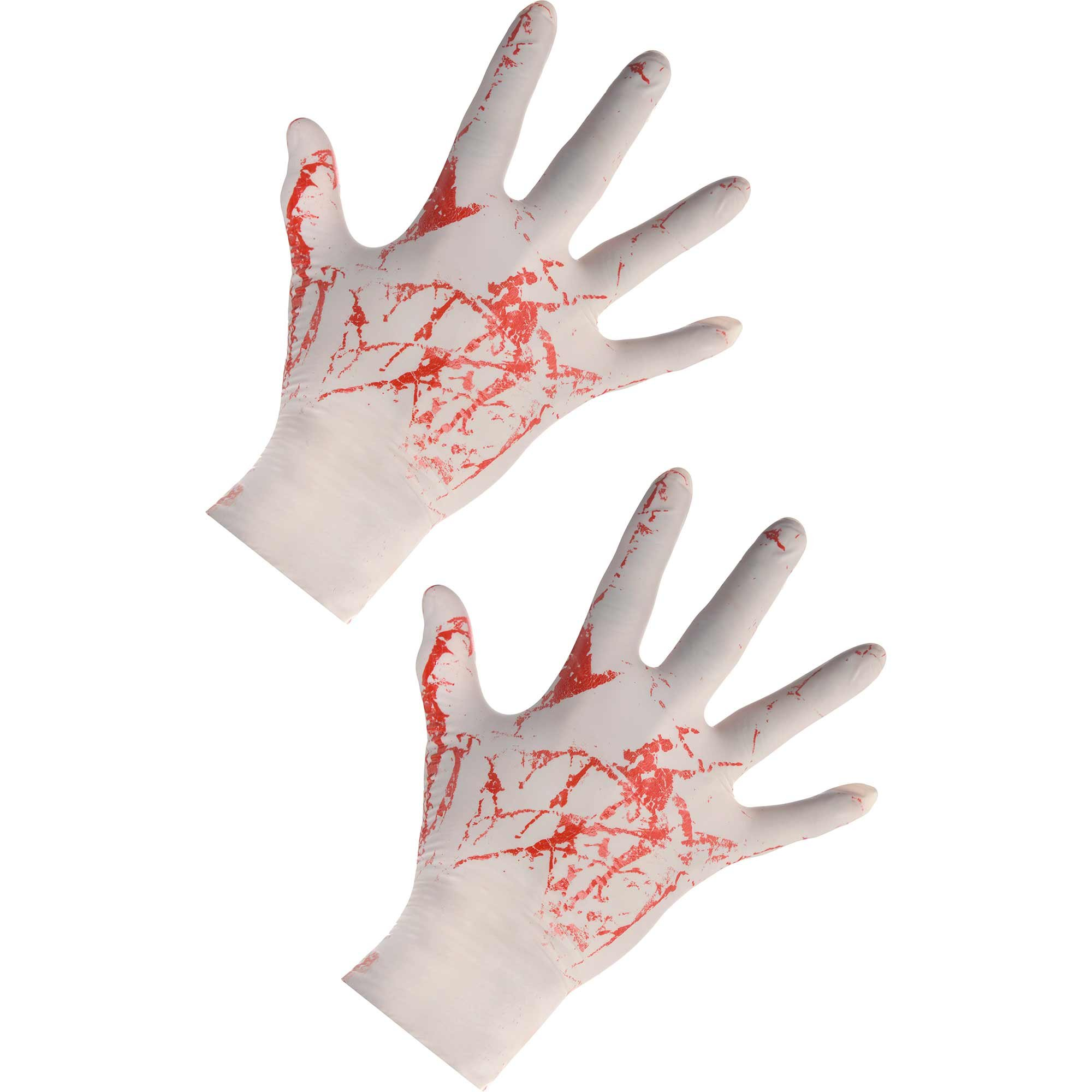 Bloody Rubber Gloves