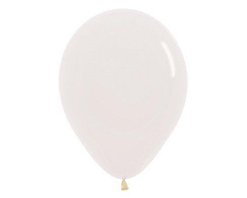 Sempertex 45cm Crystal Clear Latex Balloons 390, 6PK