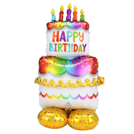 CI: AirLoonz Happy Birthday Cake P70