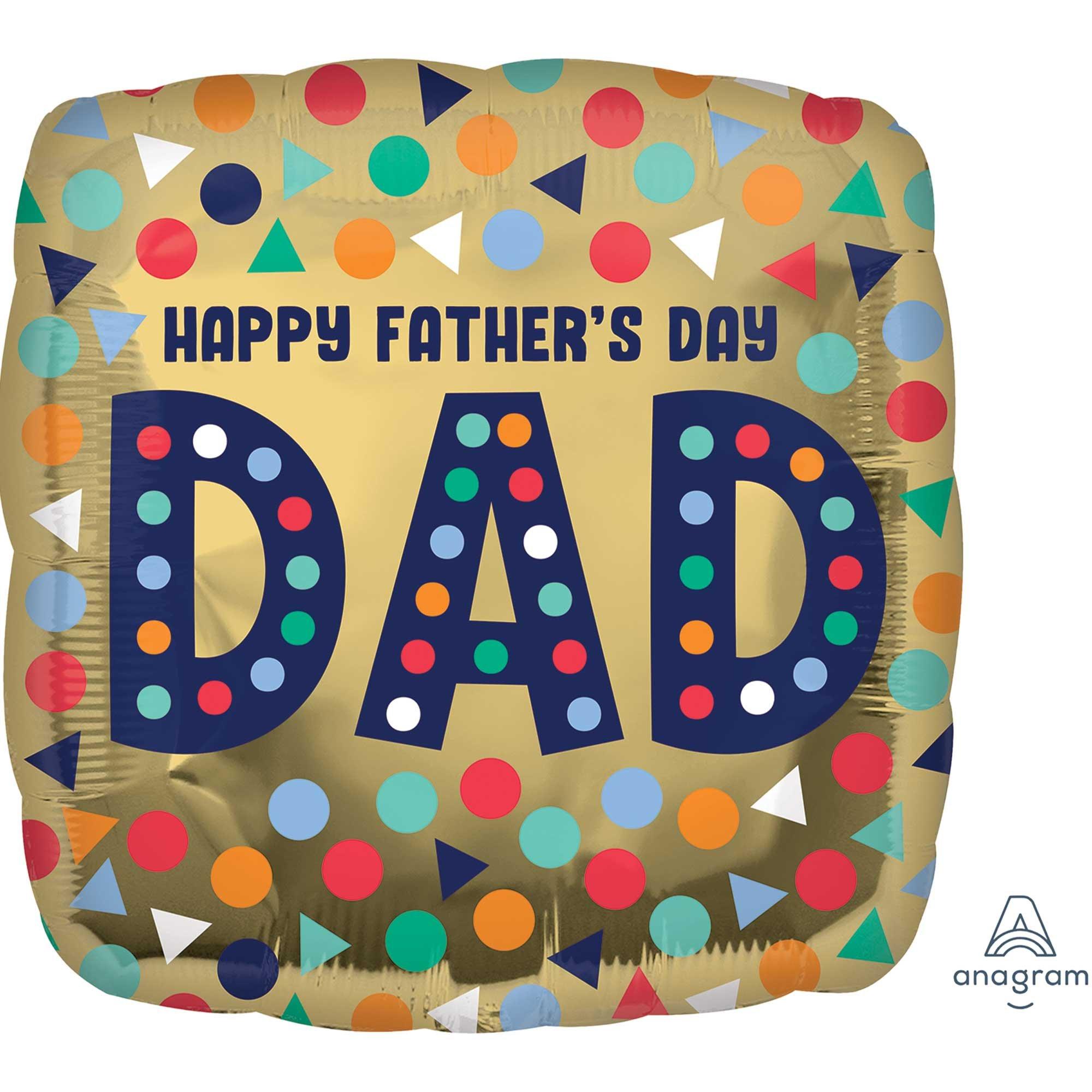 45cm Standard HX Happy Father's Day Dad S40