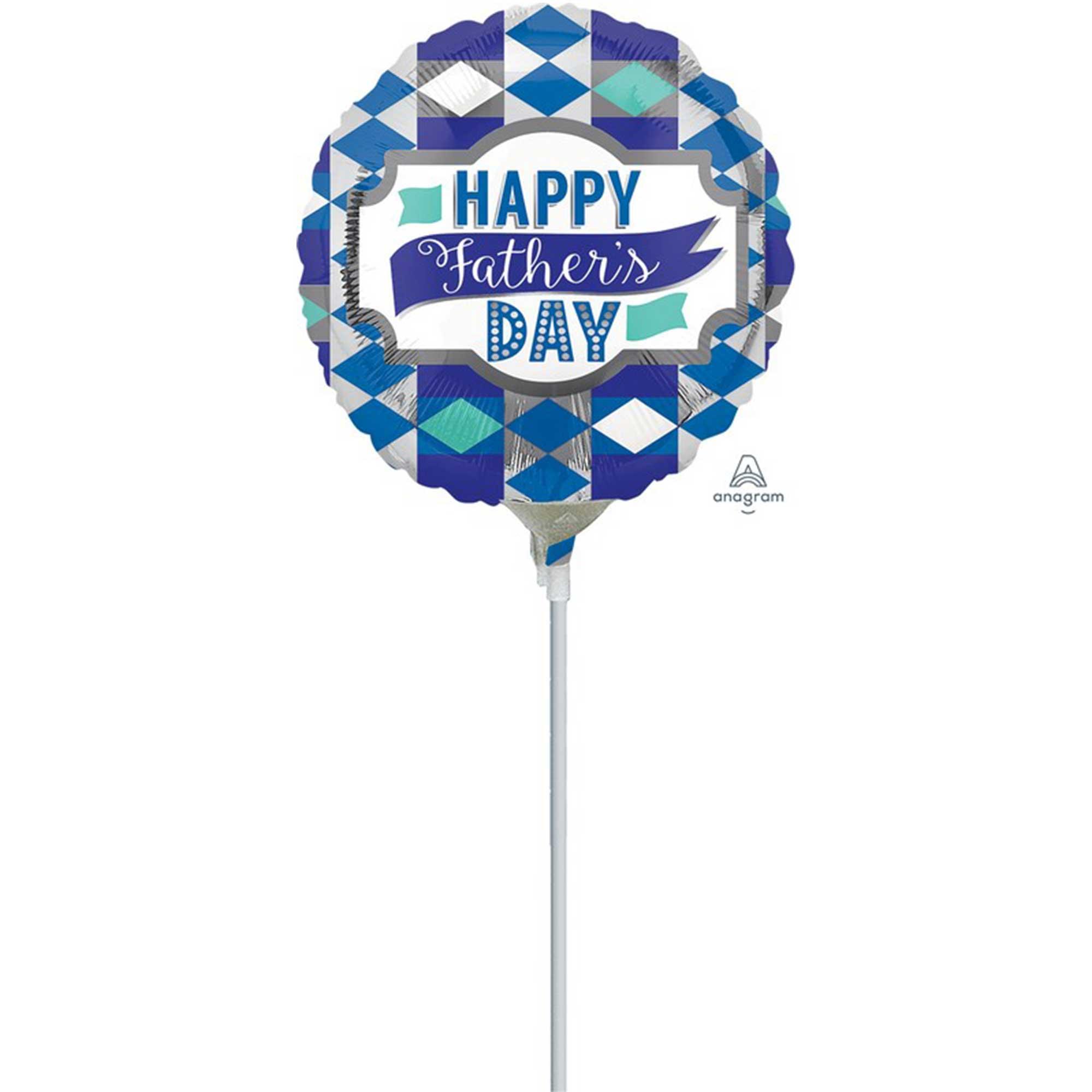 22cm Happy Father's Day Diamonds A15