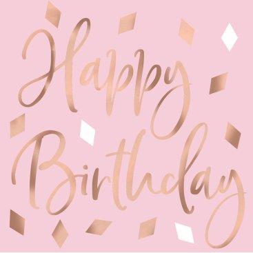 Blush Birthday
