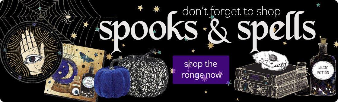 Party - Spooks & Spells