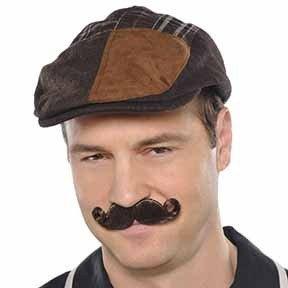 Moustache Mini Handlebar Brown