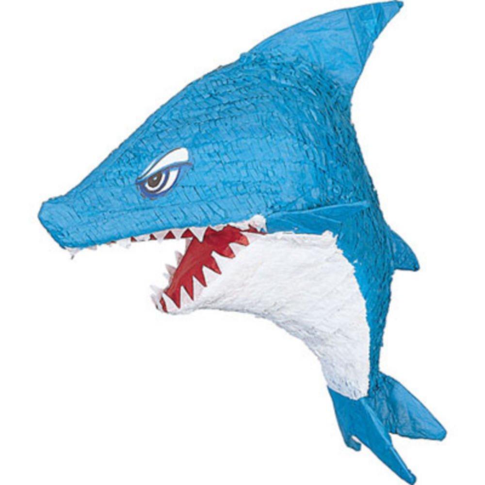 Shark 3D Shape Pinata