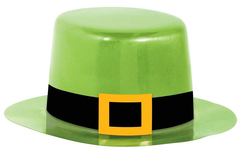 St Patrick's Day Mini Hats Value Pack