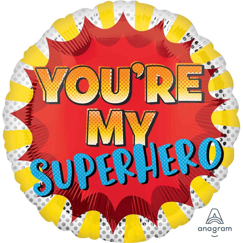 45cm Standard HX You're My Superhero S40