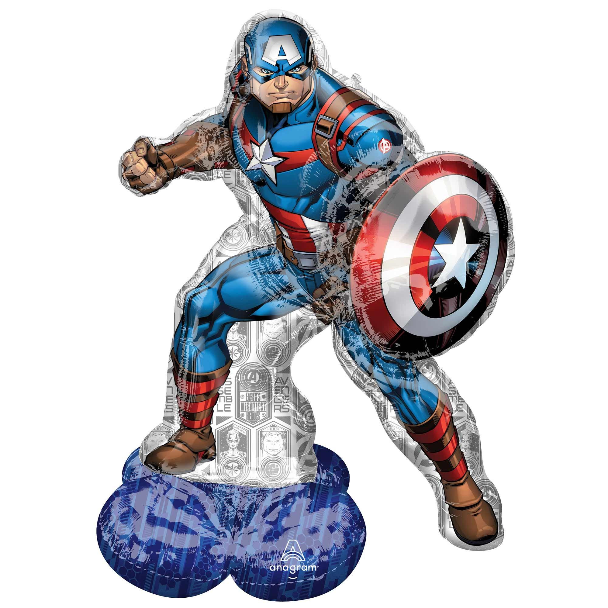 CI: AirLoonz Marvel Avengers Captain America P82