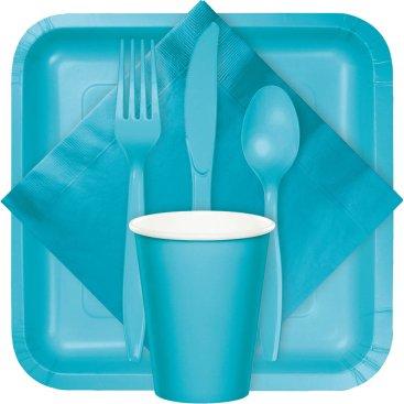 Bermuda Blue Tableware