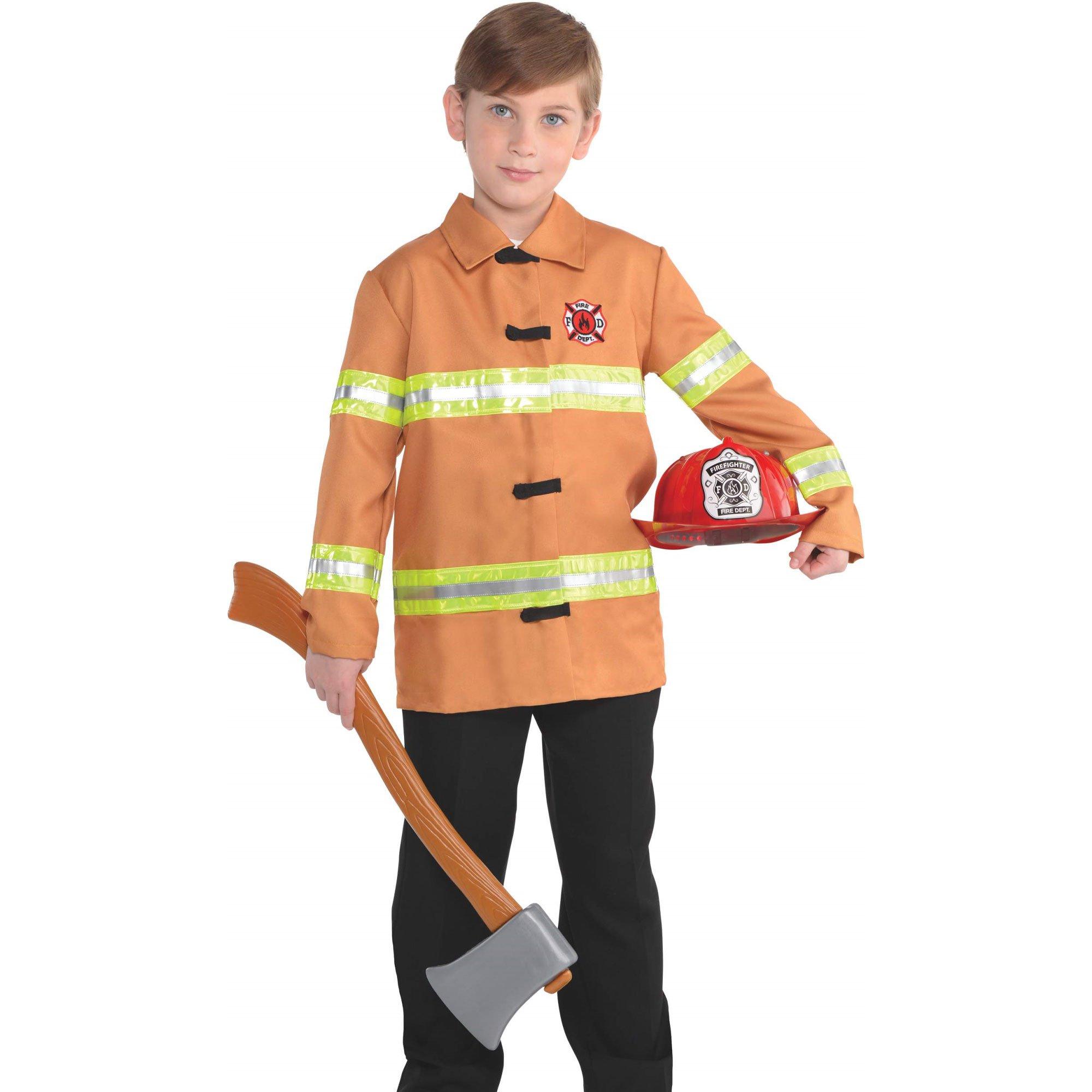 Firefighter Jacket Child Size