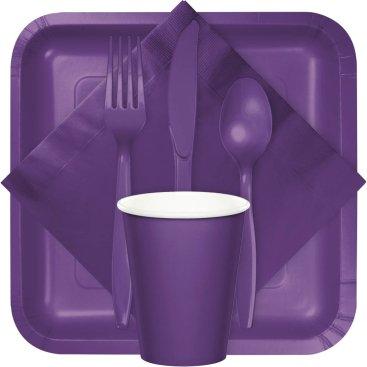 Amethyst Tableware