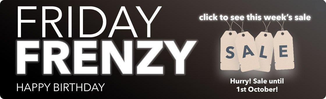 Friday Frenzy - Party Animals