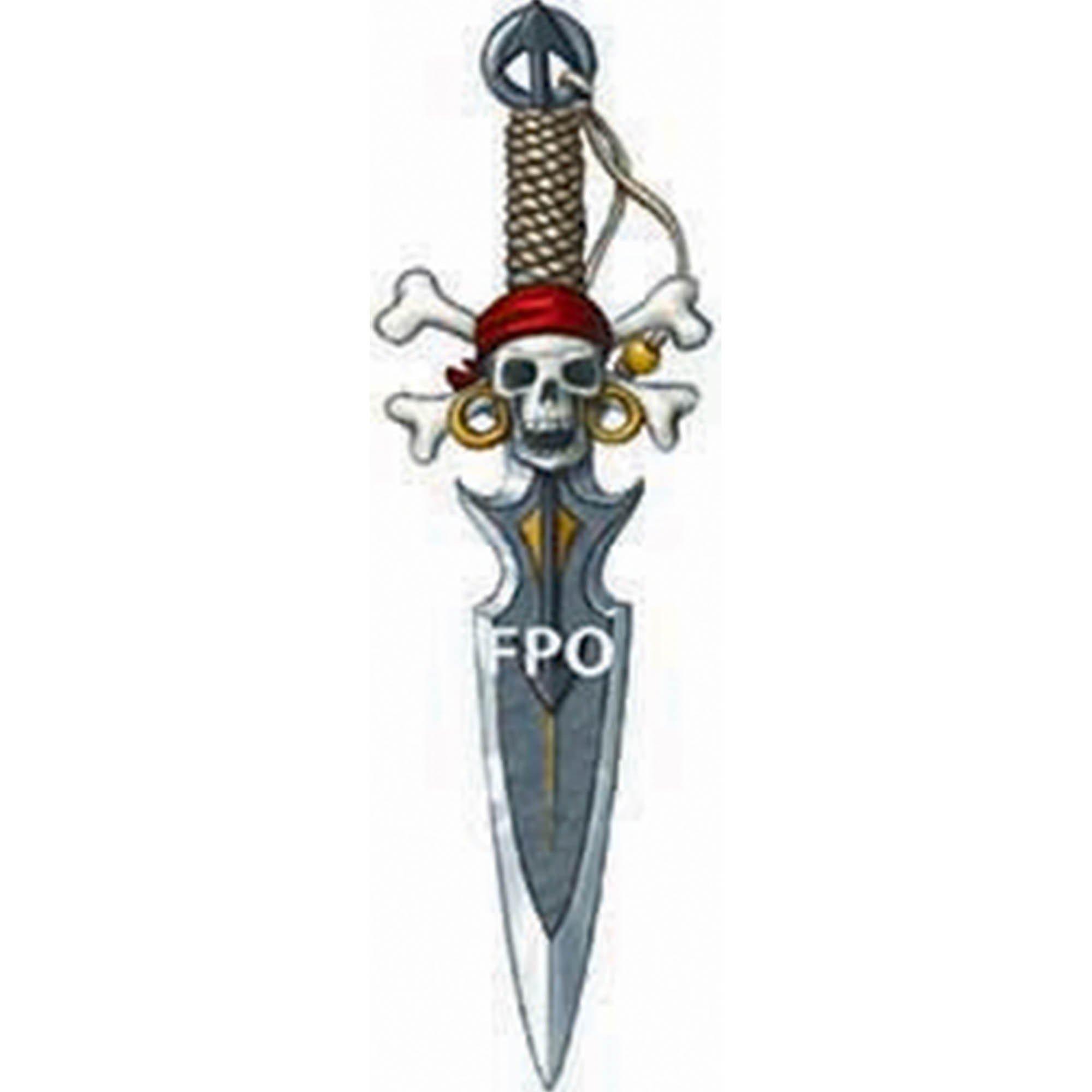 Pirate Dagger Deluxe