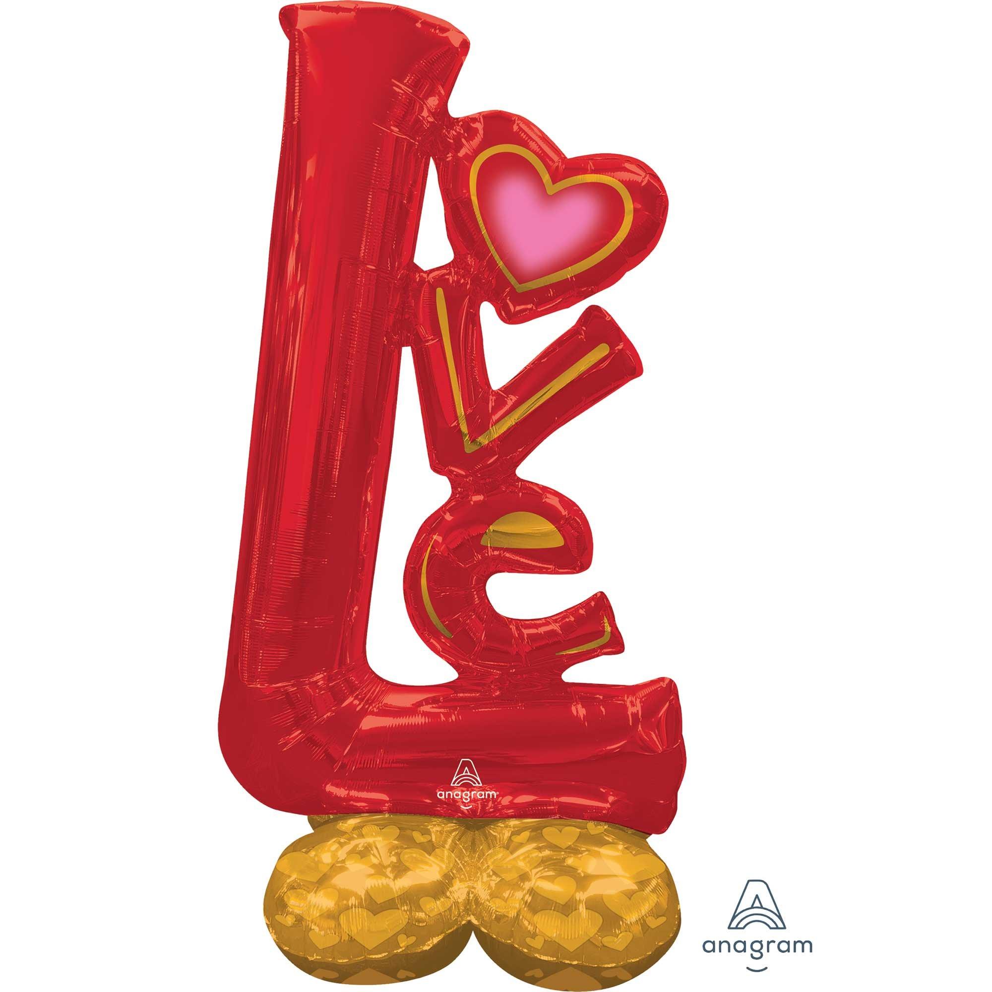 CI: AirLoonz L-O-V-E Big Love P70