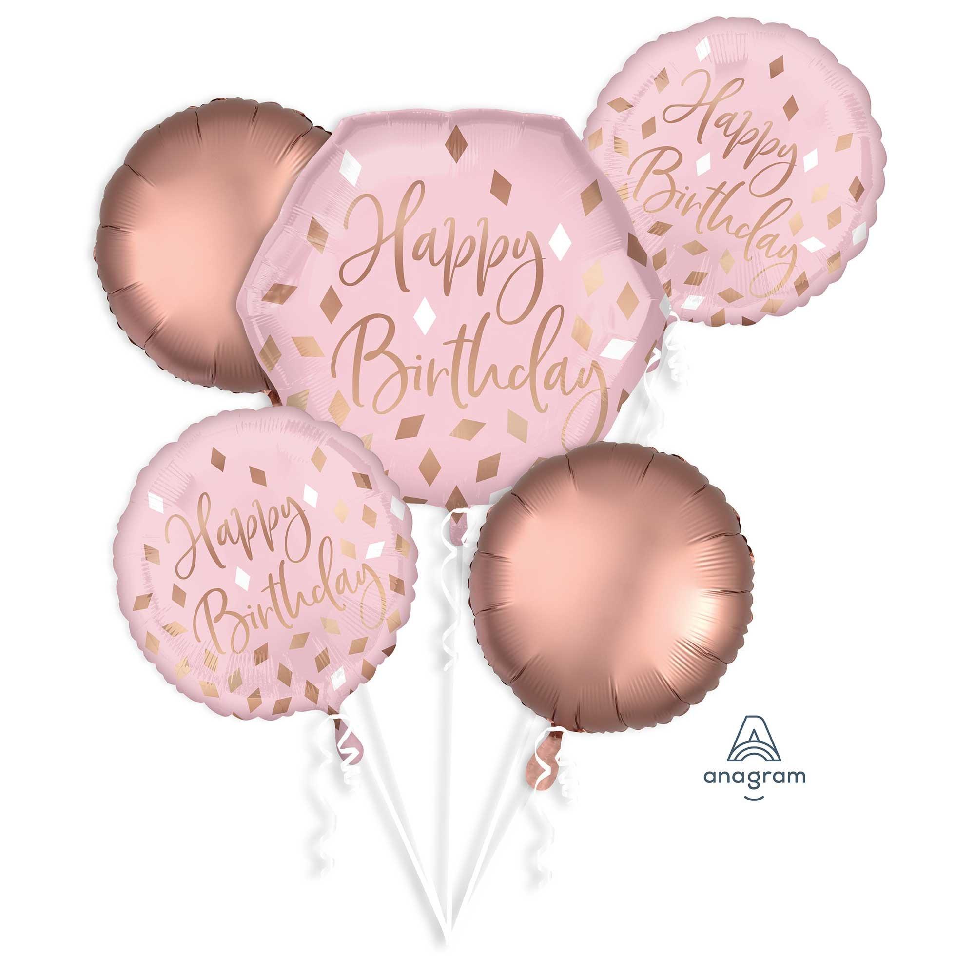 Bouquet Blush Happy Birthday P75