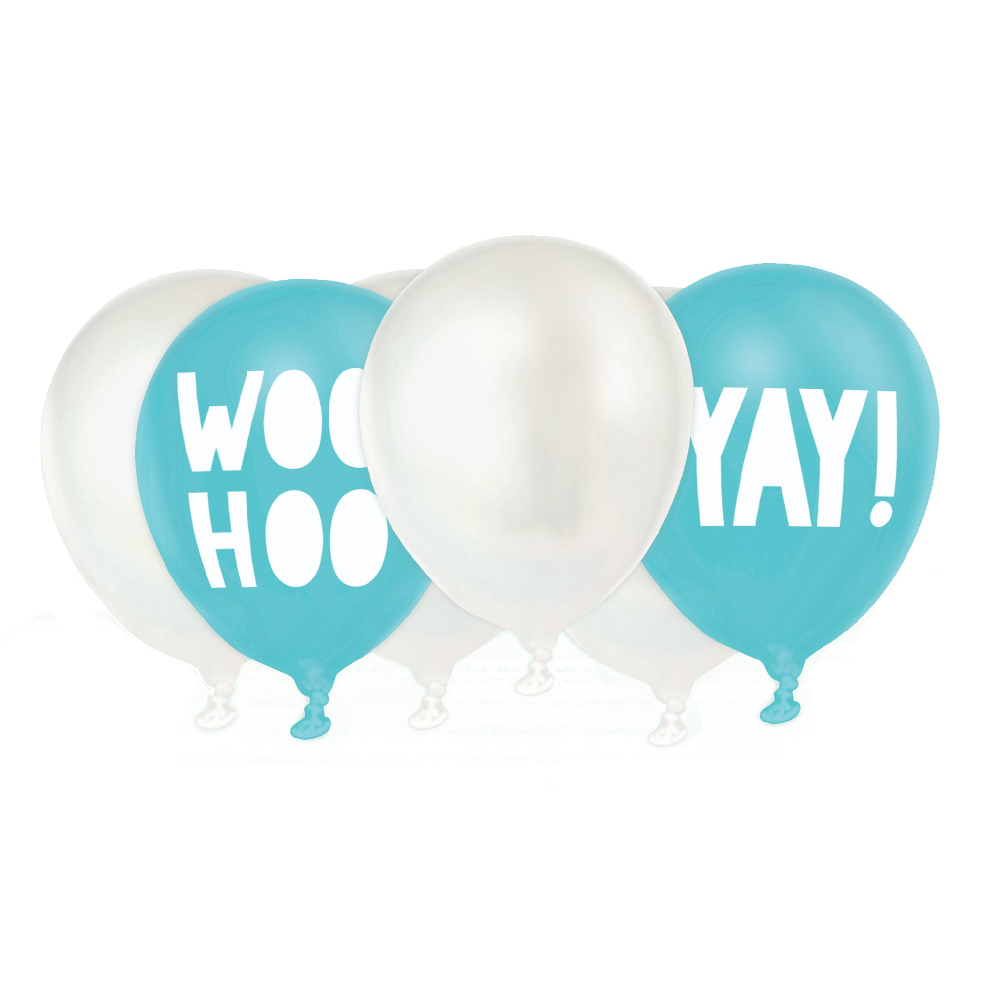 Shimmering Party Iridescent 30cm Latex Balloons
