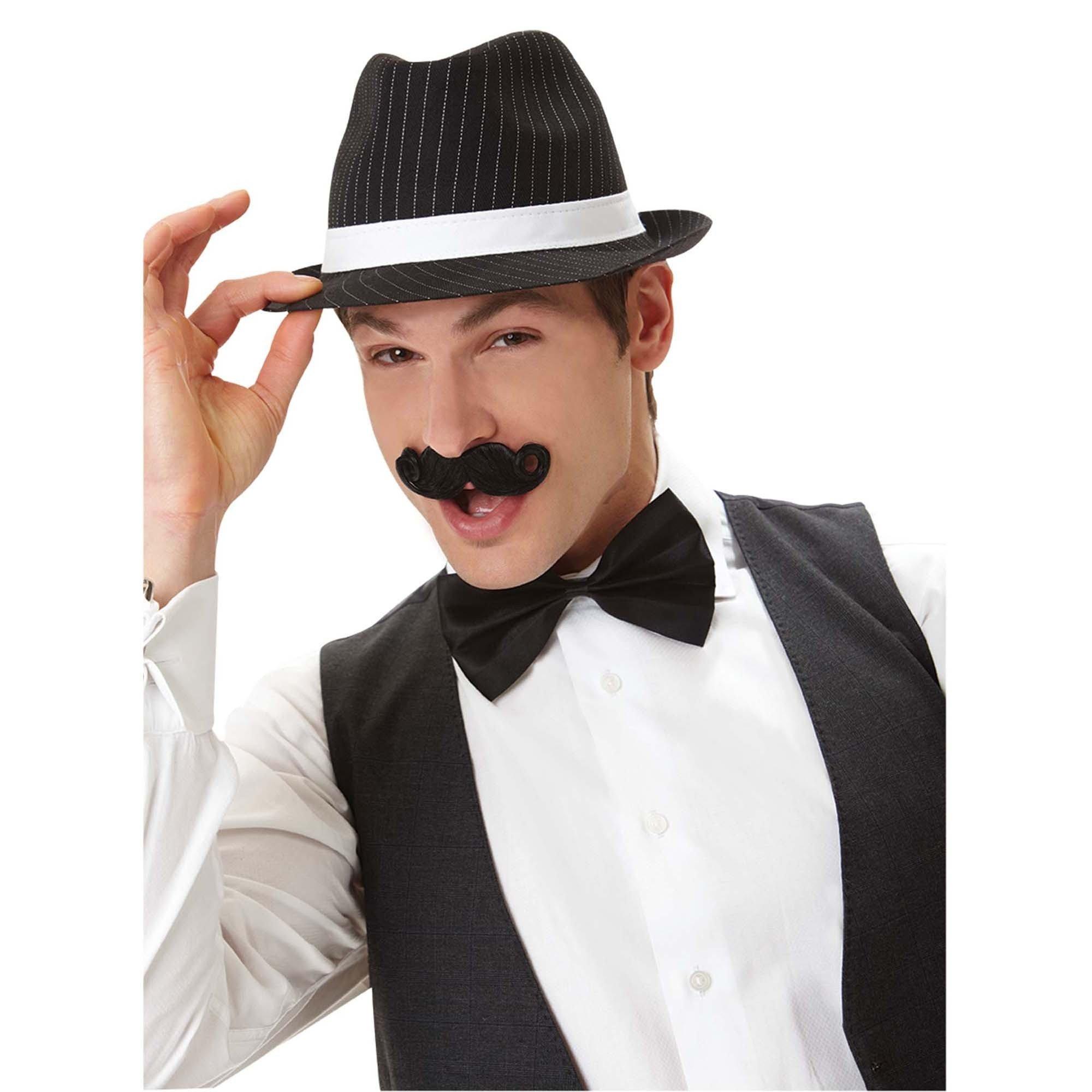 Moustache Mini Handlebar Black