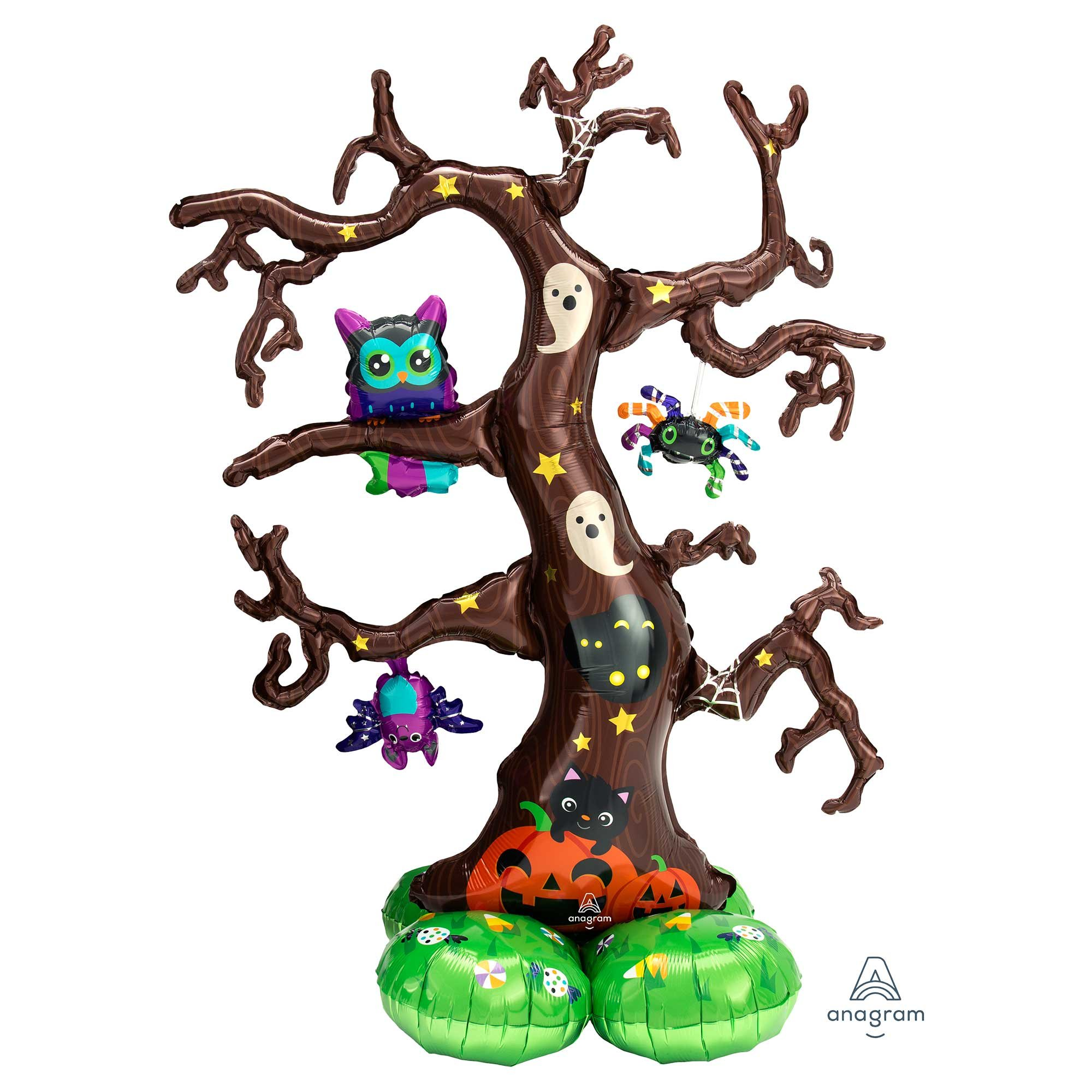 CI: AirLoonz Halloween Creepy Tree P70