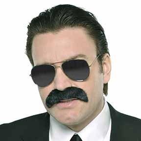 Moustache Good Fella