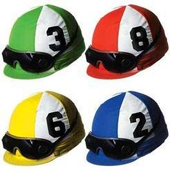 Jockey Helmets Cutouts