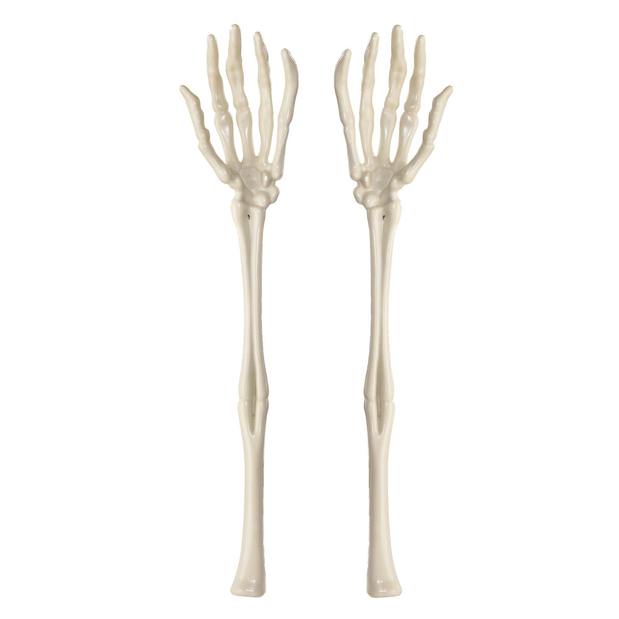 Boneyard Skeleton Hands Serving Utensils