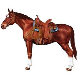 Horse Jointed Cutout