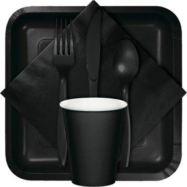 Black Velvet Tableware