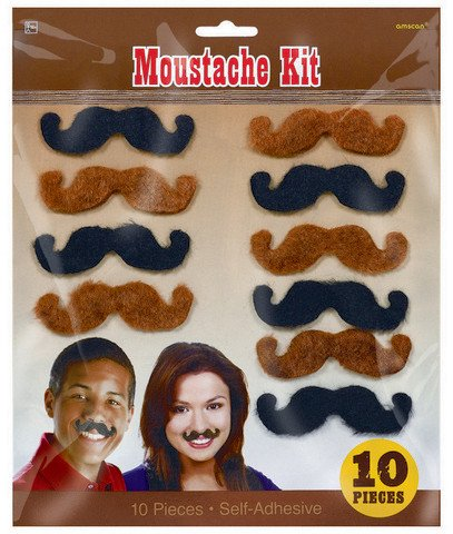Western Moustaches