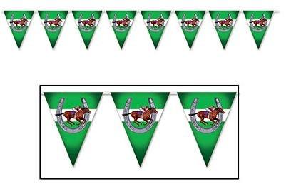 Pennant Flag Banner Horse Racing