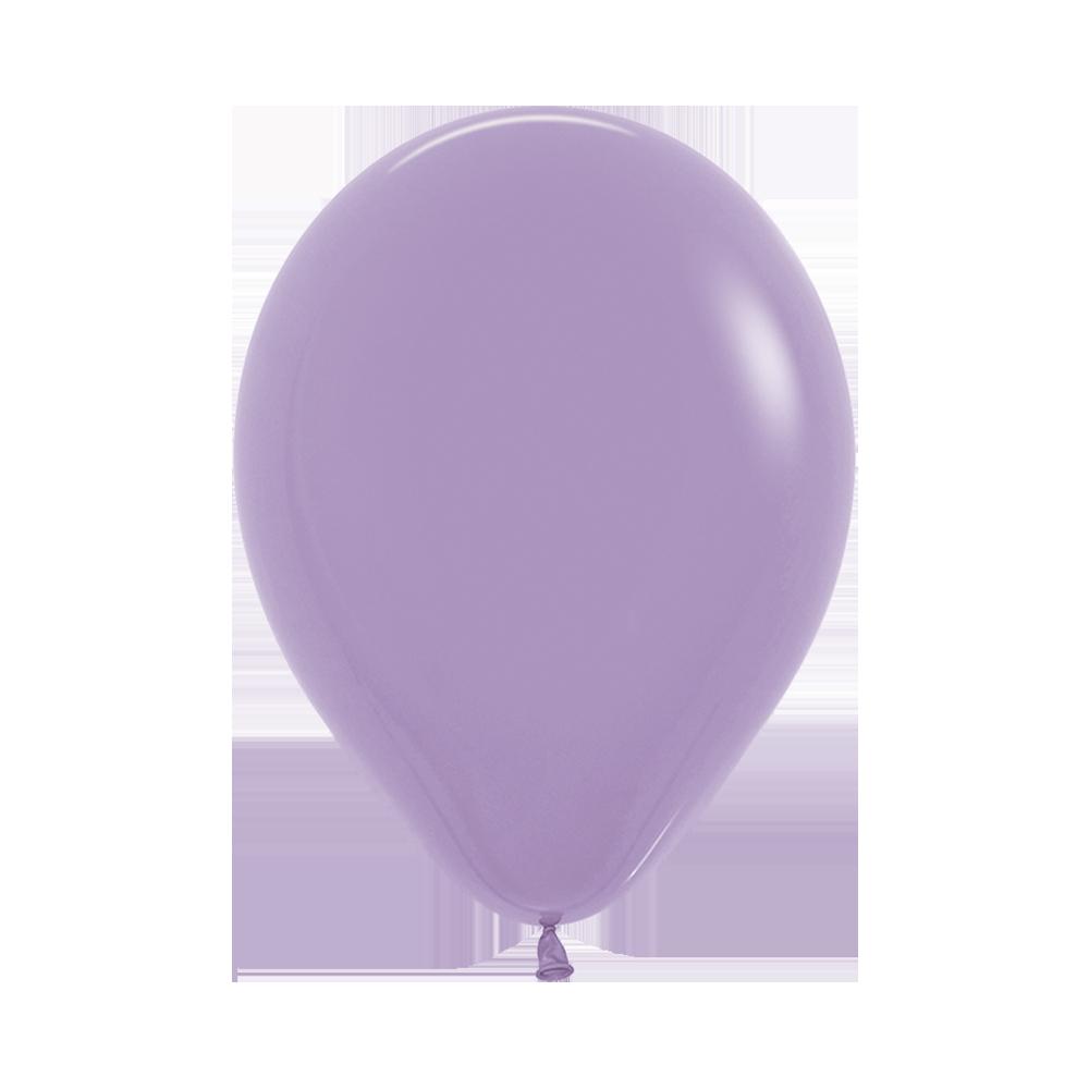 Sempertex 45cm Fashion Lilac Latex Balloons 050, 6PK