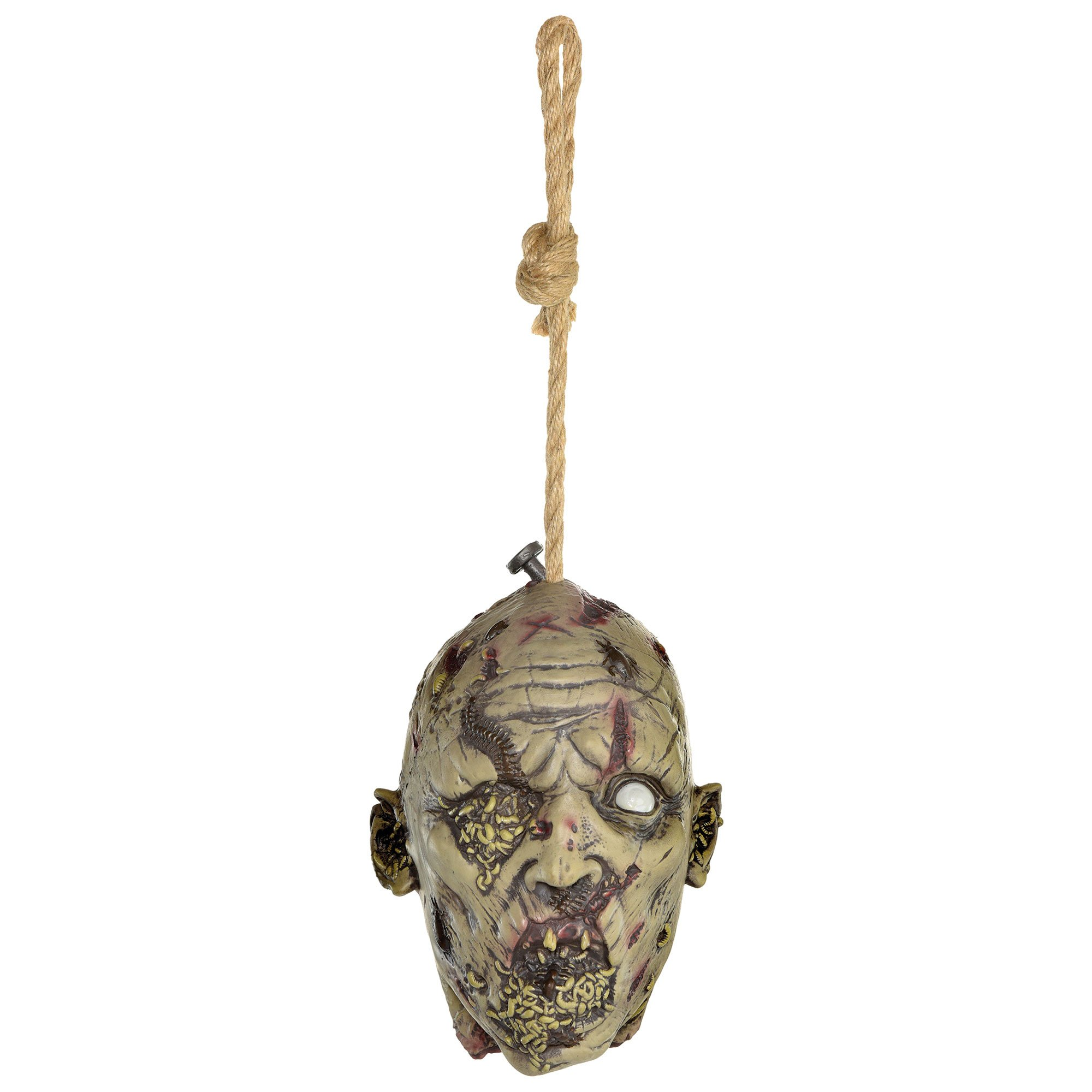 Pest Infested Hanging Head Decoration