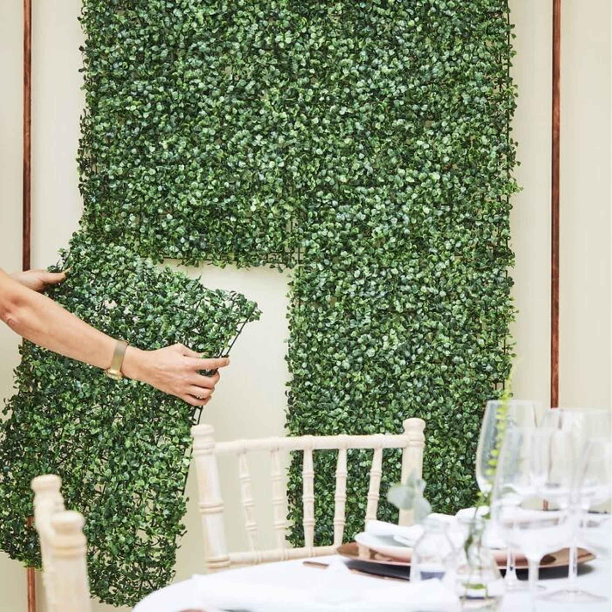 Botanical Wedding Artificial Foliage Tile Only