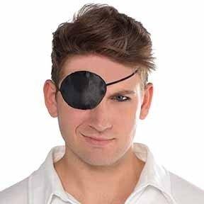 Silken Eye Patch